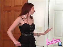 Miss Kendra calls you out for being the porn-surfing, cock-squeezing, tissue-squirting, feeble little fist-fucker you are..