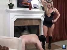 Miss Harmony can be very bitchy some times. That's just too bad for her slaves, they will have to adapt to her many moods.
