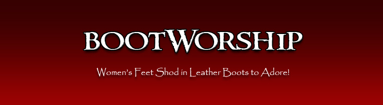 Boot Worship pages